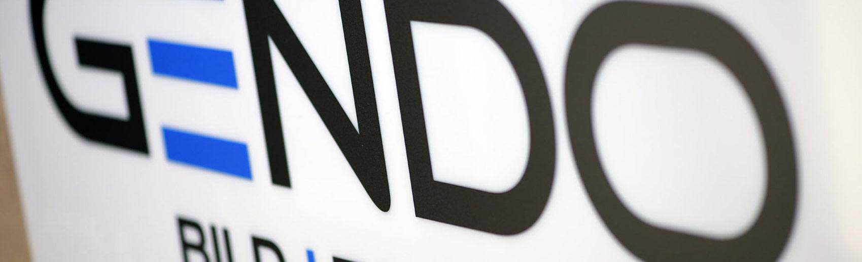 Gendo Logo - Bild | Ton | Vision