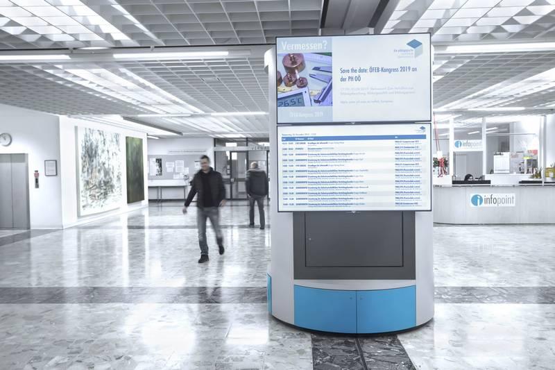 Digitale Information in der Pädagogischen Hochschule