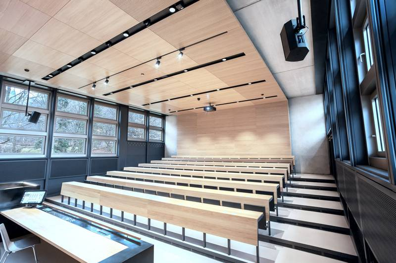 Einrichtung eines Bildungsraumes